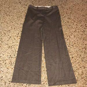 Ann Taylor Lined Wool Pants Size 4